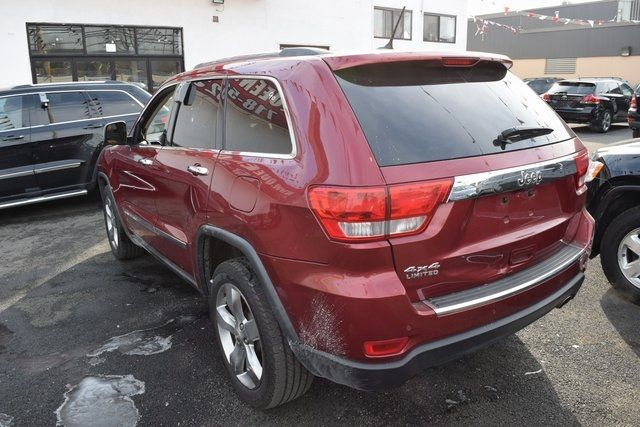 2012 Jeep Grand Cherokee Limited Richmond Hill, New York 7