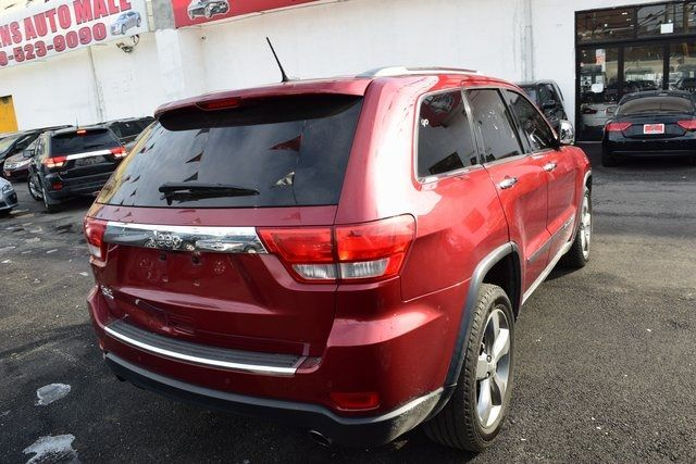 2012 Jeep Grand Cherokee Limited Richmond Hill, New York 8