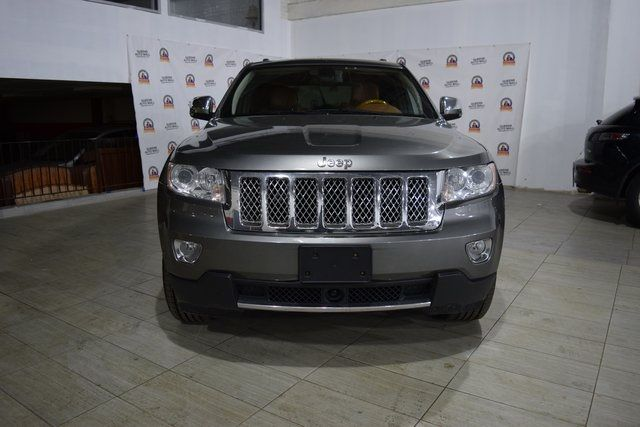 2012 Jeep Grand Cherokee Overland Summit Richmond Hill, New York 1