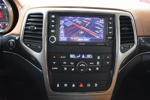 2012 Jeep Grand Cherokee Overland Summit Richmond Hill, New York 18