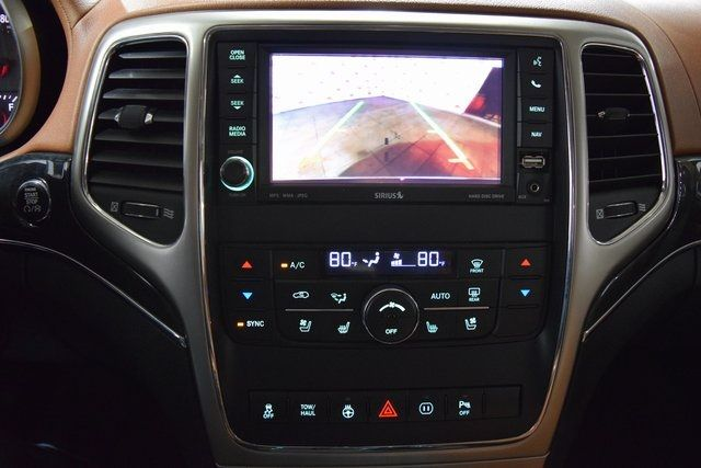 2012 Jeep Grand Cherokee Overland Summit Richmond Hill, New York 19