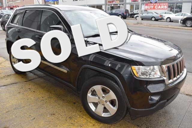 2012 Jeep Grand Cherokee Laredo Richmond Hill, New York 0
