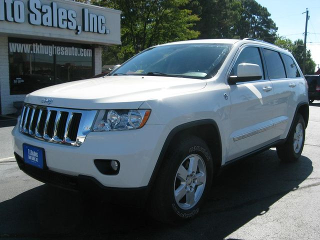 2012 Jeep Grand Cherokee Laredo 4X4 Richmond, Virginia 1