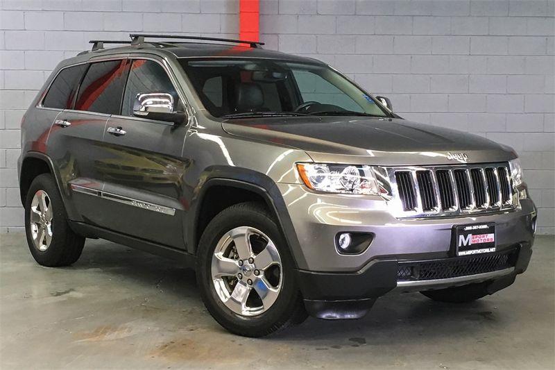 2012 Jeep Grand Cherokee Limited  city CA  M Sport Motors  in Walnut Creek, CA