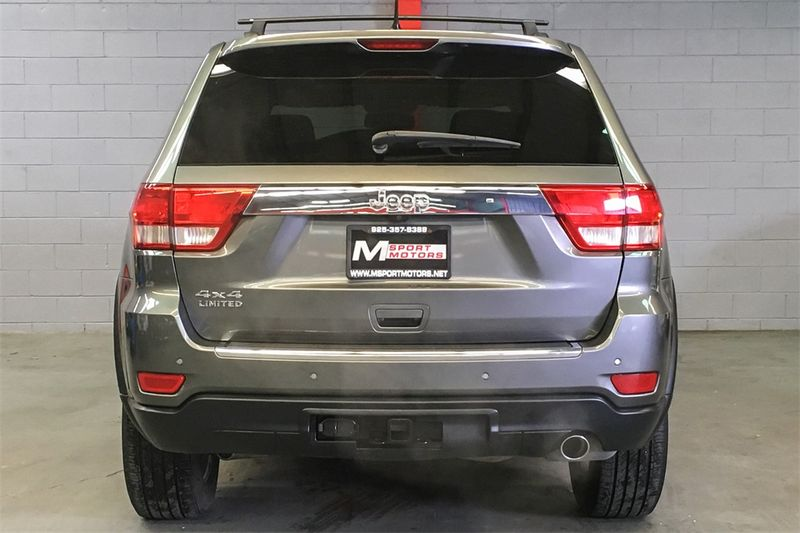 2012 Jeep Grand Cherokee Limited  city CA  M Sport Motors  in Walnut Creek, CA