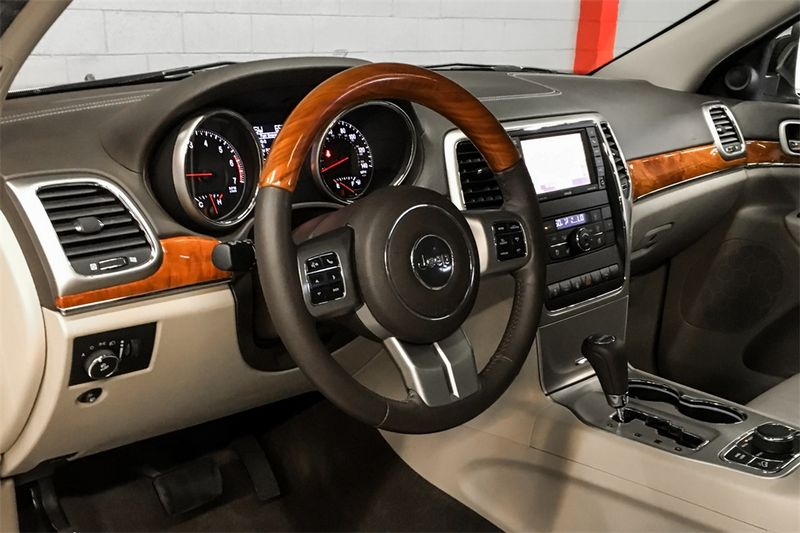 2012 Jeep Grand Cherokee Overland  city CA  M Sport Motors  in Walnut Creek, CA