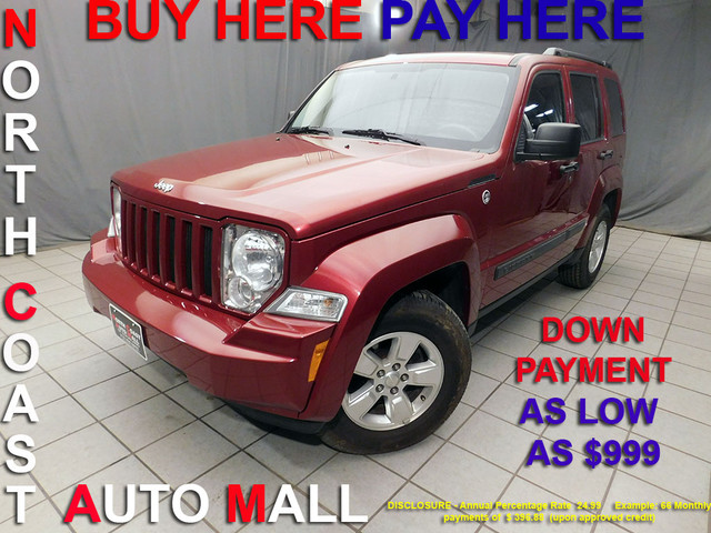 Used 2012 Jeep Liberty, $13795