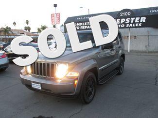 2012 Jeep Liberty Sport 4X4 Costa Mesa, California