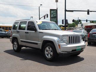 2012 Jeep Liberty Sport Englewood, CO 6