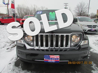 2012 Jeep Liberty Limited Jet Fremont, Ohio