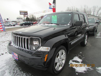 2012 Jeep Liberty Limited Jet Fremont, Ohio 1