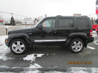 2012 Jeep Liberty Limited Jet Fremont, Ohio 2