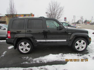 2012 Jeep Liberty Limited Jet Fremont, Ohio 6