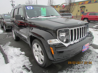 2012 Jeep Liberty Limited Jet Fremont, Ohio 7
