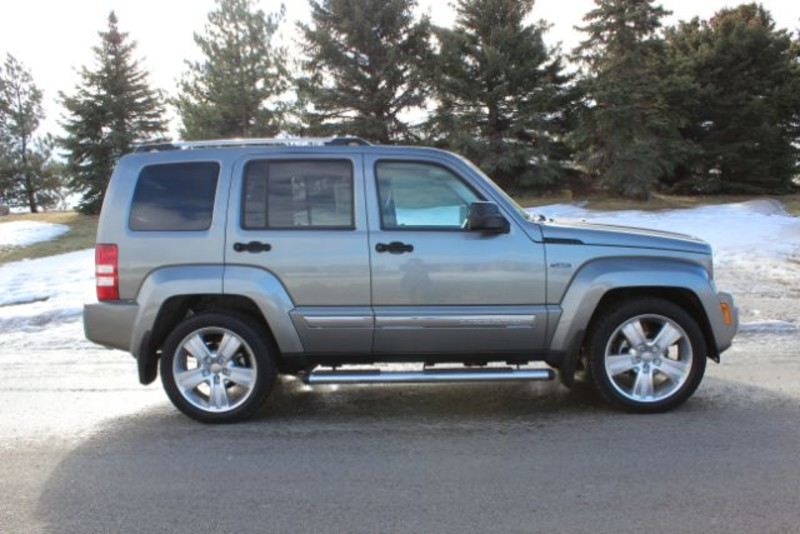 2012 Jeep Liberty Limited Jet  city MT  Bleskin Motor Company   in Great Falls, MT