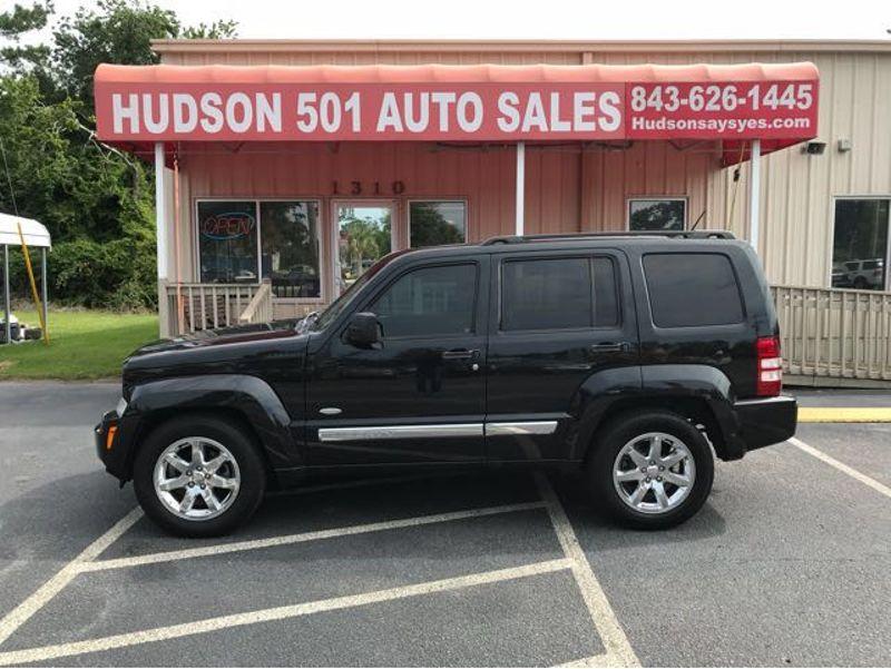 2012 Jeep Liberty Sport Latitude   Myrtle Beach, South Carolina   Hudson Auto Sales in Myrtle Beach South Carolina