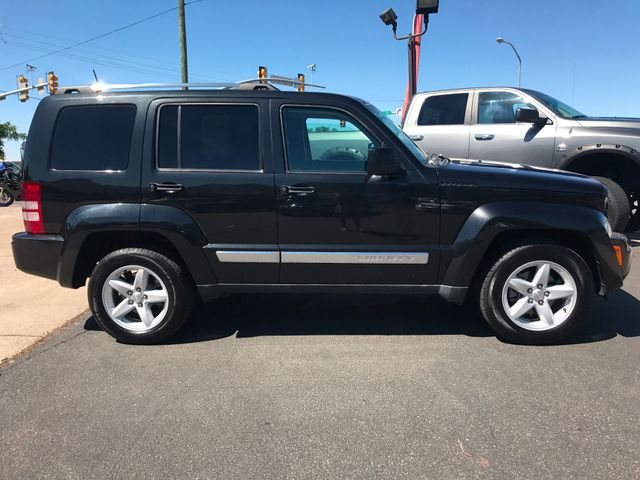 2012 Jeep Liberty Limited Ogden, Utah 1