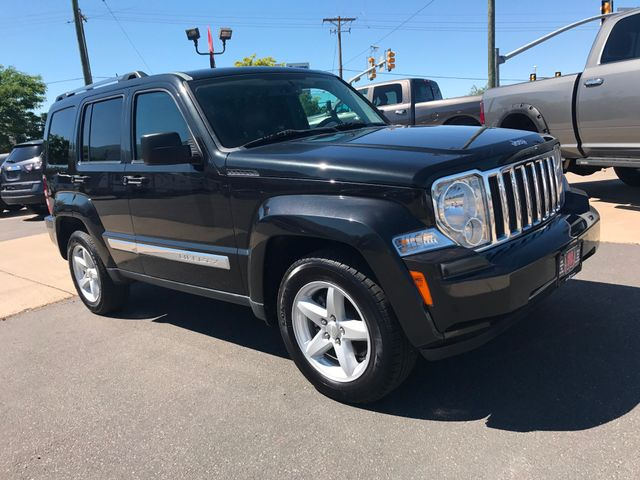 2012 Jeep Liberty Limited Ogden, Utah 2