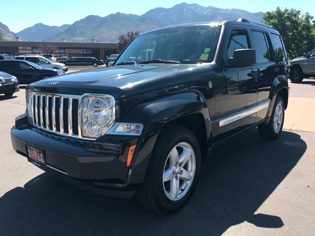 2012 Jeep Liberty Limited Ogden, Utah 0