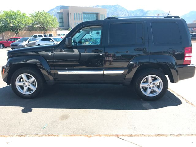 2012 Jeep Liberty Limited Ogden, Utah 4
