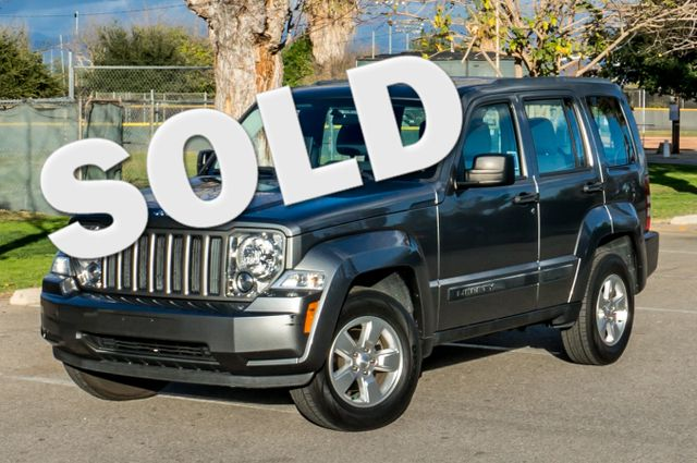 2012 Jeep Liberty Sport - AUTO  - 51K MILES - ALLOY WHEELS Reseda, CA 0