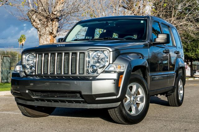 2012 Jeep Liberty Sport - AUTO  - 51K MILES - ALLOY WHEELS Reseda, CA 34