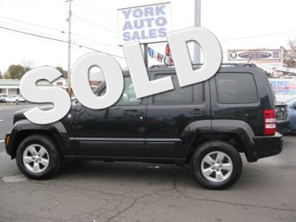 2012 Jeep Liberty in , CT