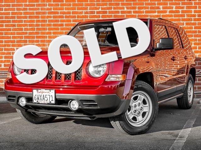 2012 Jeep Patriot Sport Burbank, CA 0