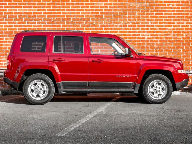 2012 Jeep Patriot Sport Burbank, CA 4