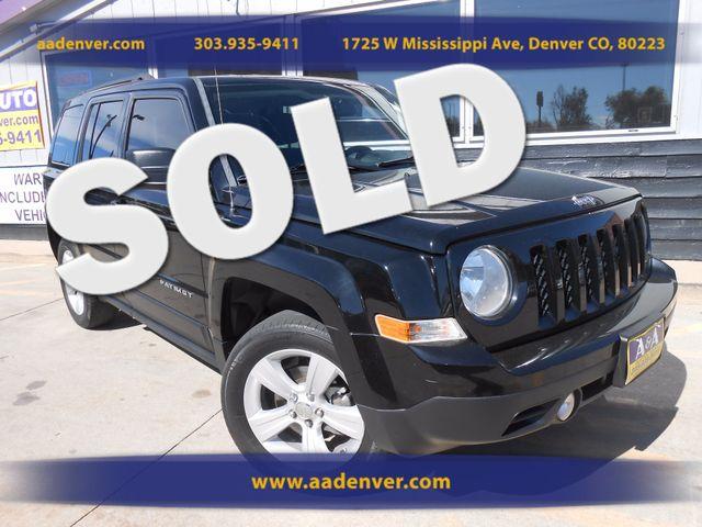 2012 Jeep Patriot Sport 4x4 | Denver, CO | A&A Automotive of Denver in Denver CO