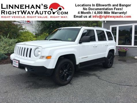 2012 Jeep Patriot Latitude in Bangor