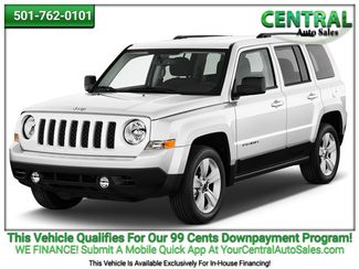 2012 Jeep Patriot Latitude | Hot Springs, AR | Central Auto Sales in Hot Springs AR
