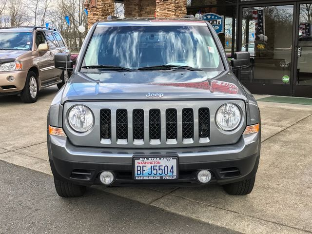 2012 Jeep Patriot Sport 4WD The CARFAX Buy Back Guarantee that comes with this vehicle means that