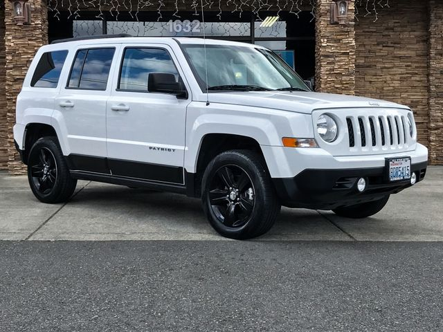 2012 Jeep Patriot Latitude 4WD The CARFAX Buy Back Guarantee that comes with this vehicle means th