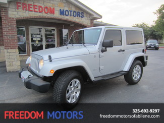 2012 Jeep Wrangler Sahara | Abilene, Texas | Freedom Motors  in Abilene,Tx Texas