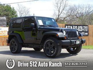 2012 Jeep Wrangler in Austin, TX