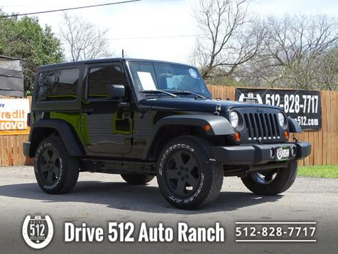 2012 Jeep Wrangler Sport in Austin, TX