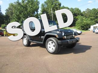 2012 Jeep Wrangler Sport Batesville, Mississippi