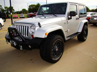 2012 Jeep Wrangler Sahara Bettendorf, Iowa 20