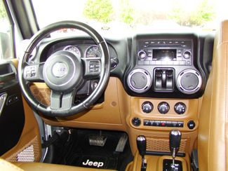 2012 Jeep Wrangler Sahara Bettendorf, Iowa 10