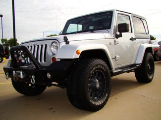 2012 Jeep Wrangler Sahara Bettendorf, Iowa 21