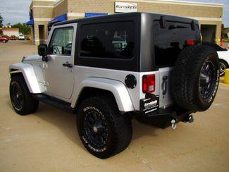 2012 Jeep Wrangler Sahara Bettendorf, Iowa 4