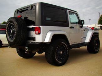 2012 Jeep Wrangler Sahara Bettendorf, Iowa 6