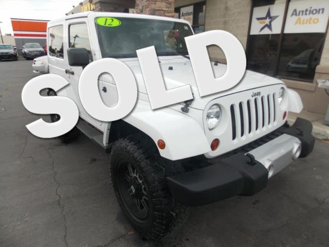 2012 Jeep Wrangler Sahara | Bountiful, UT | Antion Auto in Bountiful UT