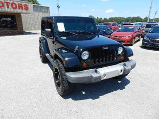 2012 Jeep Wrangler in Brownsville TN