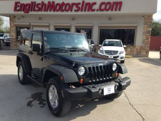 2012 Jeep Wrangler in Brownsville, TX