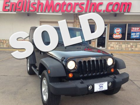 2012 Jeep Wrangler Sport in Brownsville, TX