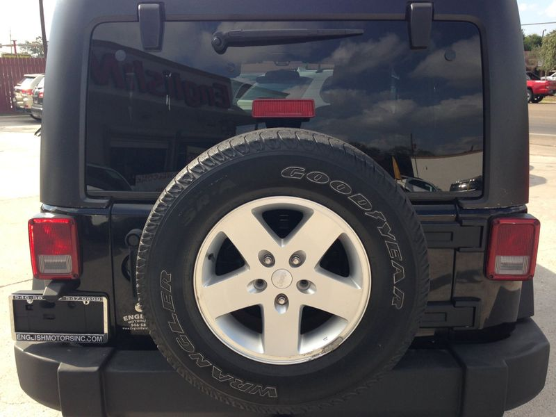 2012 Jeep Wrangler Sport  Brownsville TX  English Motors  in Brownsville, TX