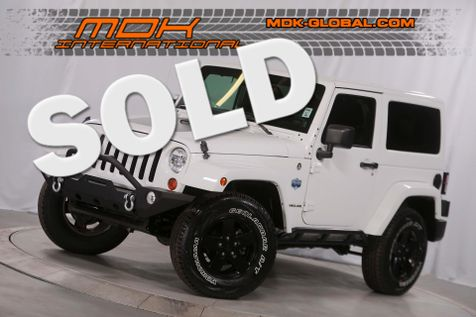 2012 Jeep Wrangler Arctic - Manual - Hard Top in Los Angeles