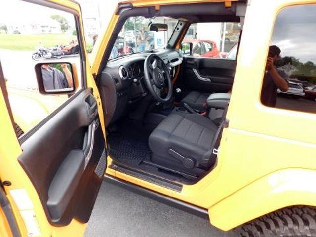 2012 Jeep Wrangler Rubicon Ephrata, PA 11